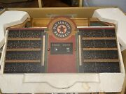 Old World Classics Wooden Pinball Game