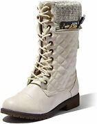 Dailyshoes Womenand039s Ankle Bootie Quilted Knit Credit Card Wallet Pocket Boots