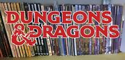 Vintage Dungeons And Dragons Modules Map And Posters. Adandd. Tsr. Updated 11/6