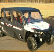Full Cab Enclosure With Aero-vent Windshield For Textron Stampede 4 4x