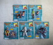 Scooby-doo 2002 Movie Figures Complete Set Mint Hard To Find Equity Toys
