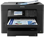 Epson Workforce Pro Wf-7840 Wireless All-in-one Wide-format Printer With Auto