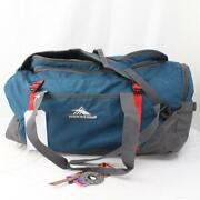 High Sierra Decatur 22.5 Carry On Duffle Backpack Green