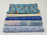 20 10 Quilting Fabric Squares Quilting Layer Cake Pack Pre Cut Tropical Fish