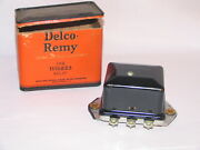 Rare Nos Original Delco-remy Overdrive Relay 1940-1949 Packard W/ R-9 Overdrive