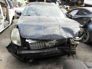 04 05 06 07 08 Nissan Maxima L. Rear Side Door W/o Automatic Up And Down Window