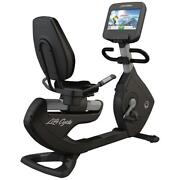 Life Fitness 95rs Recumbent Exercise Bike With Discover Se Console