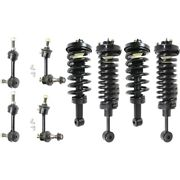 5l1z18125a, 2l1z18124ad Suspension Kit Front And Rear Left-and-right Lh Rh