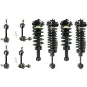 5l1z18125a 2l1z18124ad Suspension Kit Front And Rear Left-and-right Lh Rh