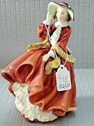 Royal Doulton Figurines Andldquotop Of The Hillandrdquo Hn 1834corp 19377 1/8and039and039 T