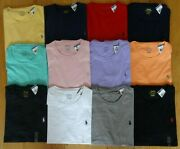 Polo Mens Classic Fit T Shirt Brand New With Tag Crew Neck Tee