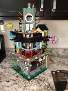 Lego Ninjago City 70620 With Minifigures And Instructions No Stickers