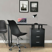 Computer Desk Table Workstation Home Office Student Dorm Pc Laptop Study Writing