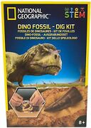 National Geographic Dino Fossil Dig Kit Brand New