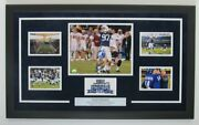 Sam Ficken Penn State Signed/inscribed/framed 8x10 Color Photo Best Auth 141726