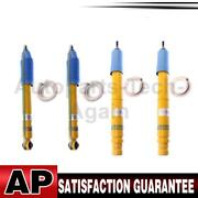 Bilstein Shock Absorber Front Rear Set Of 4 For Acura Tsx 2004-2008