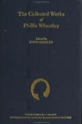 Collected Works Of Phillis Wheatley Hardcover Phillis Wheatley