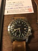 Glycine Airman Limited To 1000 Pieces 40 No1 Gl0162 Self-winding Watch Japan F/s