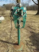 Foley Automatic Saw Filer Model 387 With Stand And Manual Read Description Pics