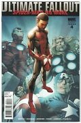 Ultimate Fallout 4 2nd Printing Variant Spider-man Miles Morales Marvel Comic