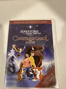 New Adventures From The Book Of Virtues A Christmas Carol For Annie Dvd Pbs Rare