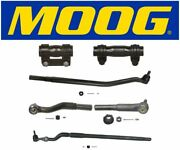 Moog Inner And Outer Tie Rod End Kit Fits 2000 Ford F-250 Super Duty 4x4 4wd F250