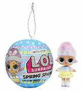 Lol Surprise Spring Sparkle Bunny Hun 2021 Limited Edition