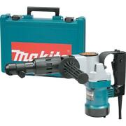 Demolition Hammer Drill Tool Case 8.3 Amp 3/4 In Hex Corded Electric 11 Lb Blue