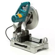 Cutting Saw Metal Cut Off Chop Carbide Blade 15 Amp 12 In Corded Grinding Wheel
