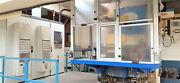 Viotto Rvvv2 Cnc 610vhdsp 5 Axis Double Vertical Head Disc Grinder 2010andnbsp