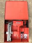 Hilti R4dwx Pneumatic Air Nailer. Framing And Steel Deck Fastener. Excellent