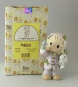 Precious Moments 2000 The Future Is In Our Hands 730068 New