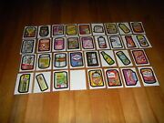 2012 Topps Wacky Packages Tan Back Old School 3rd Series 3 Complete Set 58/58