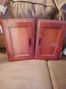 Cabinet Doors For Sailboat 14 3/4 X10
