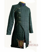 The Medievals Thick Padded Gambeson Coat Aketon Jacket Armor Costumes Sca