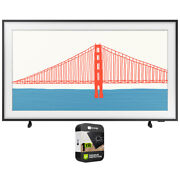 Samsung 65 Inch The Frame Tv 2021 With Premium 1 Year Extended Protection Plan