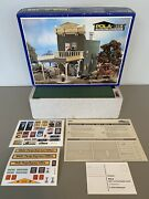 Lgb Pola 1805 Wells Fargo Station - Weather Proofed Model Building G-scale