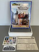 Lgb Pola 1802 Red Horse Saloon - Weather Proofed Model Building G-scale