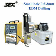 Portable Mb-2000c Edm Drilling Machine 0.5-3mm Micro Hole Drilling Spark Eroder