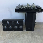 Samsung Ht-c550 5.1 Surround Home Theater With 6 Speakers W/ Remote Tested