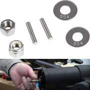 6pcs Mkp-34 Prop Nut Kit E For Minnkota Trolling Motor With Mkp-33 And Mkp-38