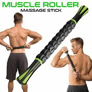 Muscle Roller Massage Stick For Fitness Sports And Physical Therapy Recovery