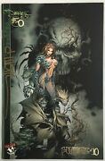 Witchblade Vol. 1 10 First Printing Top Cow Comics 1996 Signed By David Wohl