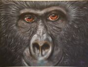 In Every Jungleandnbsp30 X 40 Giclee On Canvas By Asian American Artist