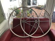 For Allied Boat Leather Steering Wheel Cover 60and039and039- 69and039and039 Chosen Colors