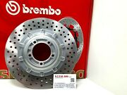 Brake Disc Front Brembo 68b407b1 Gold Bmw 1000 R 100 Rs 1976-1977 1978 1979