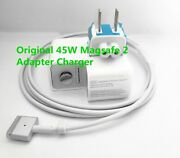 Original Apple 45w Mag Safe 2 T Tip Charger For Macbook Air 11/13 Incha1436