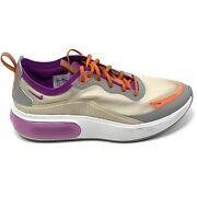 Nike Air Max Dia Se Womenand039s Shoes Light Orewood-hyper Violet Ar7410-106 8.5