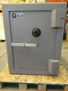 Used Sls 5000 Bankers Jewelry Torch And Tool Resistant Safe.