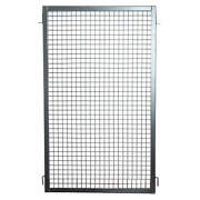 Grainger Approved 19n873 Wire Partition Panelw 2 Ft X H 5 Ft